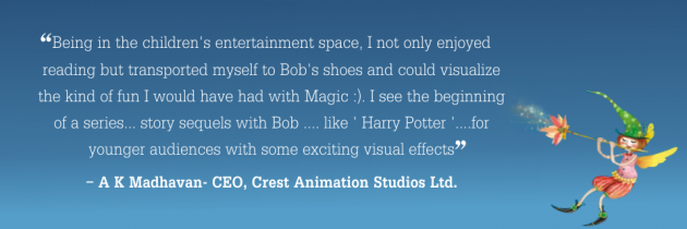A K Madhavan- CEO, Crest Animation Studios Ltd.