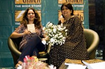 Book launch of 'The White Crow' at Granth, Mumbai