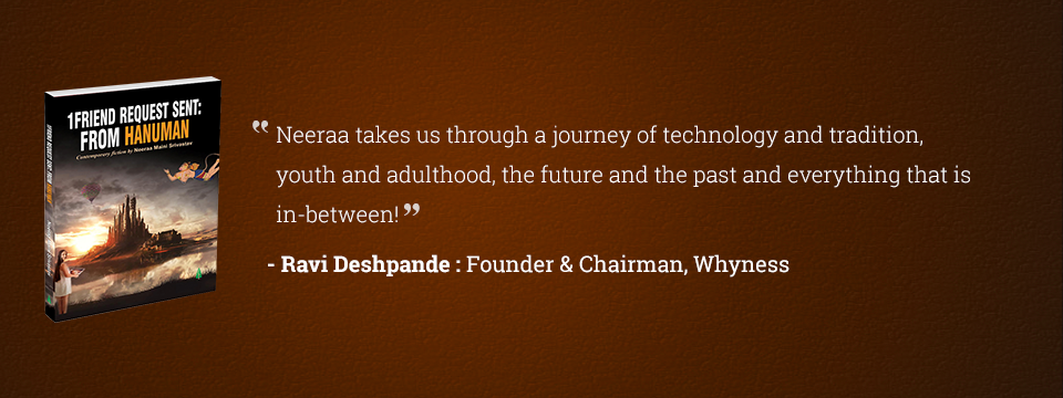 Ravi Deshpande : Founder & Chairman, Whyness