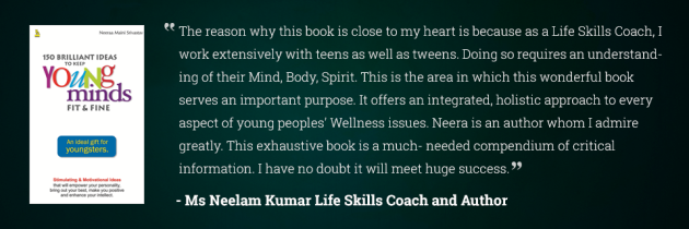Ms Neelam Kumar Life Skills Coach and Author